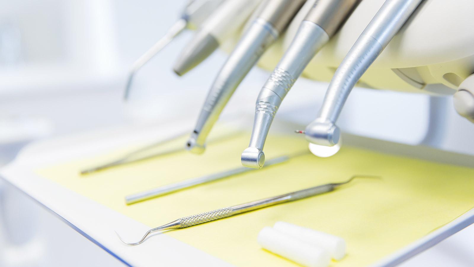 アップル歯科の衛生管理