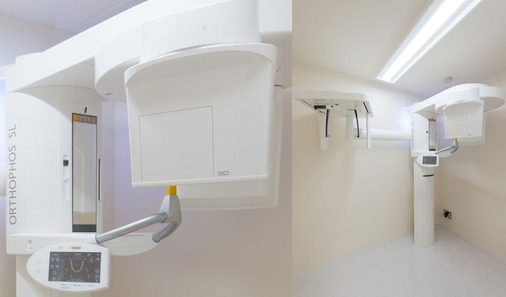 歯科用CT診断複合機